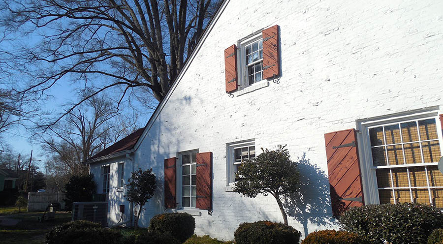 Dealing with Exterior Mold